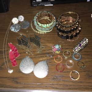 Free with purchase jewelry